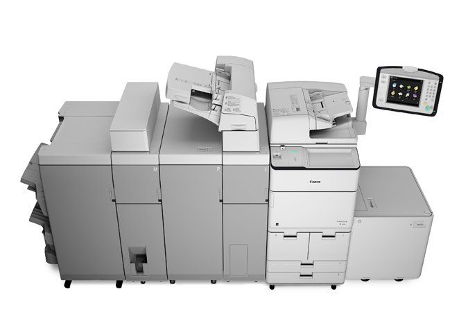 black and white printer