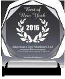 2016 ACM Award